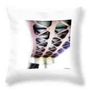 Bridge To Eternity Throw Pillow