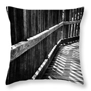 Bridge To Everywhere Throw Pillow