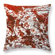 Briers And Thorns Throw Pillow