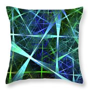 Briery Throw Pillow