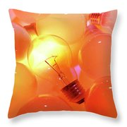 Bright One Throw Pillow