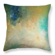 Bright Sky Throw Pillow by KR Moehr