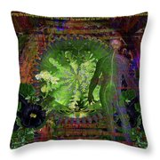 Bright Tomorrow Throw Pillow by Joseph Mosley