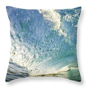 Bright Wave - Makena Throw Pillow
