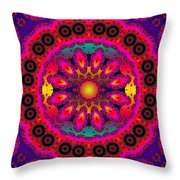 Brighter Days Throw Pillow