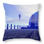 Brighthaven 12 Throw Pillow