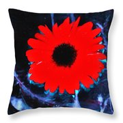 Brightness In The Evening  Throw Pillow