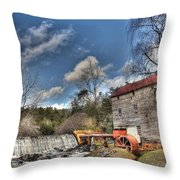 Brightwell's Mill 1 Throw Pillow