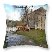 Brightwell's Mill 3 Throw Pillow