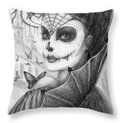 Brigitte Throw Pillow