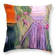 Brilliant Reflections Throw Pillow