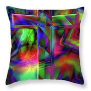 Brilliant Reminder Throw Pillow