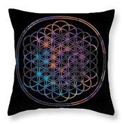 Bring Me The Horizon Logo Throw Pillow