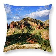 Brins Ridge 04-099pan Throw Pillow