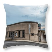 Bristol Station Brews And Taproom  Throw Pillow