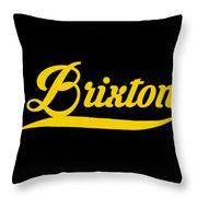 Brixton Throw Pillow