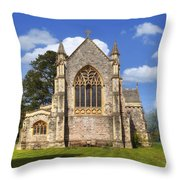 Brockenhurst - Hampshire - Uk Throw Pillow