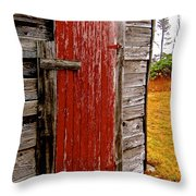 Broken Cart Farm Series 5 Throw Pillow