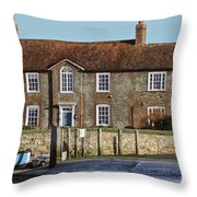 Brook House Bosham Throw Pillow