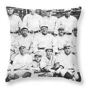 Brooklyn Dodger Champions Throw Pillow