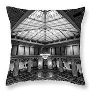 Brooklyn Museum Throw Pillow