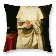 Brother Pedro Machado Throw Pillow