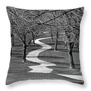 Browndeer Throw Pillow