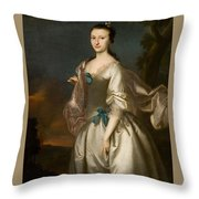 Browne Rogers Throw Pillow