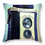 Brownie Reflex Throw Pillow