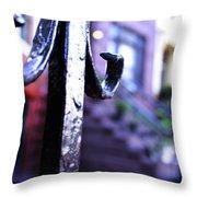 Brownstone 1  Throw Pillow