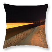 Brudge Of Sighs Throw Pillow