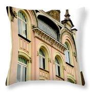 Bruges 12 Throw Pillow