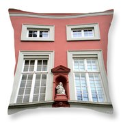 Bruges 14 Throw Pillow