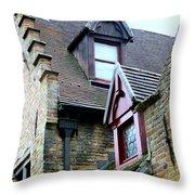 Bruges 17 Throw Pillow