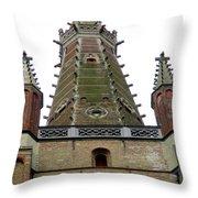 Bruges 25 Throw Pillow