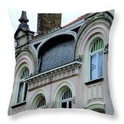 Bruges 6 Throw Pillow