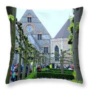 Bruges 8 Throw Pillow