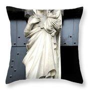 Bruges Detail 4 Throw Pillow