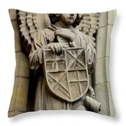 Bruges Detail 7 Throw Pillow