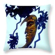 Bruges Detail 8 Throw Pillow