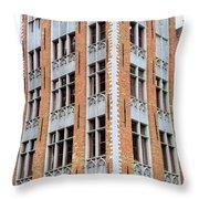 Bruges Markt 1 Throw Pillow