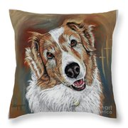 Brumbee Throw Pillow