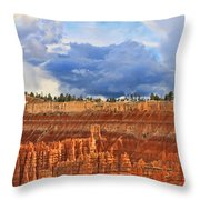 Bryce Canyon 27 - Sunset Point Throw Pillow