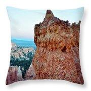 Bryce Canyon Navajo Loop Trail Throw Pillow