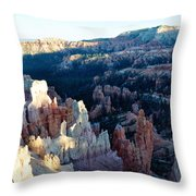 Bryce Canyon Sunset Point Throw Pillow