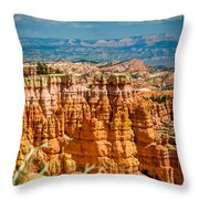 Bryce -tall Throw Pillow