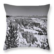 Brycecanyon 15 Throw Pillow
