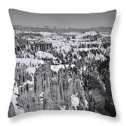 Brycecanyon 18 Throw Pillow