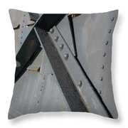 Battleship Texas Image 1 Throw Pillow