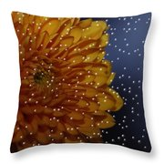 Bubble Breez Throw Pillow